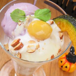 ouchiから新しい季節のパフェが登場しました