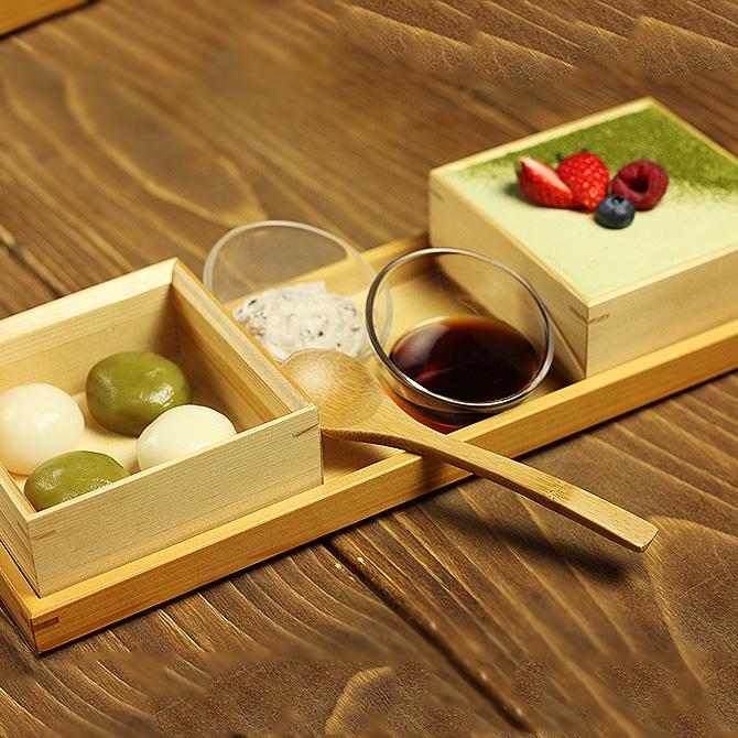 ROJIURA CAFEから春のパフェが登場しました